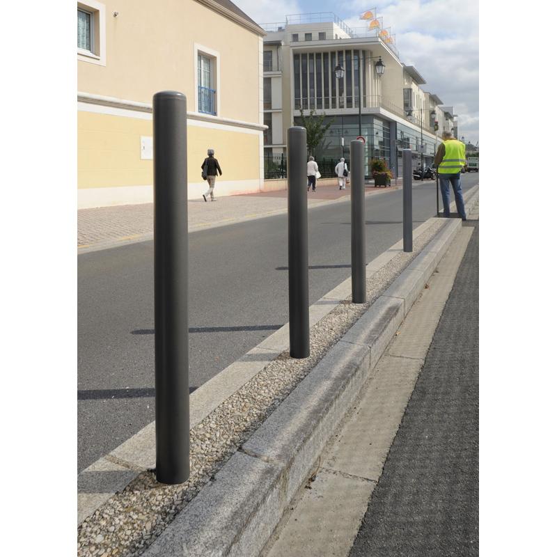 Poteaux pour aménagement urbain