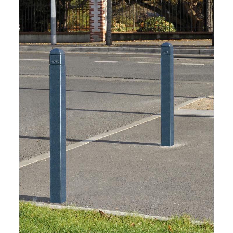 Poteaux pour rues, parkings, espaces publics