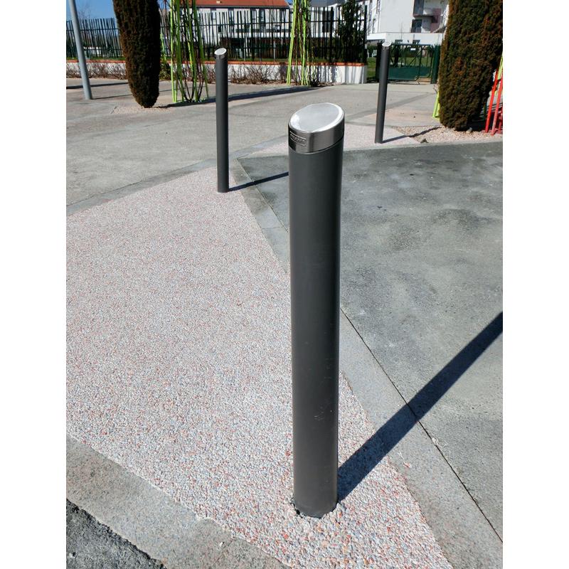 Poteaux pour aménagement des villes