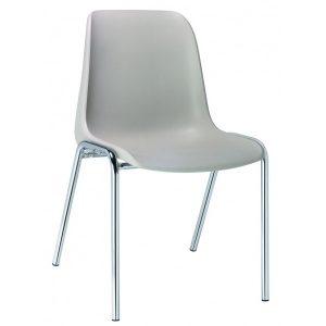 chaise empilable et assemblable pour salle de réunion, salle de cours