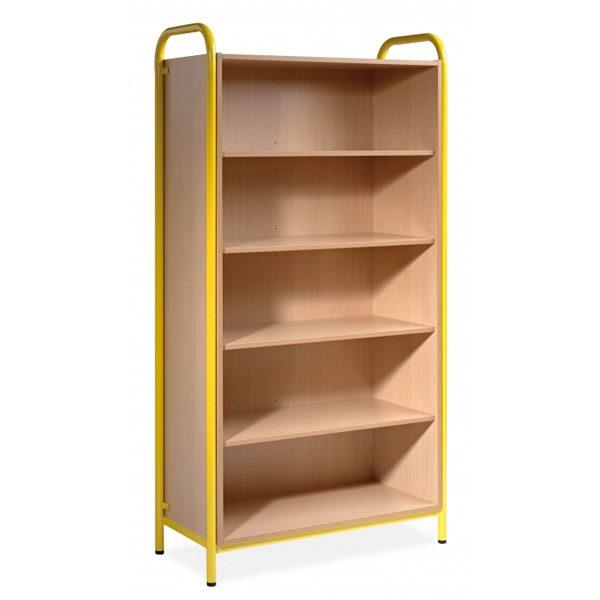 Bibliothèque haute pour salle de classe