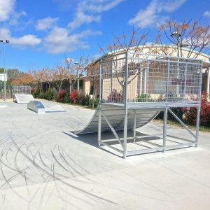 ACT, skate park, aménagement skate
